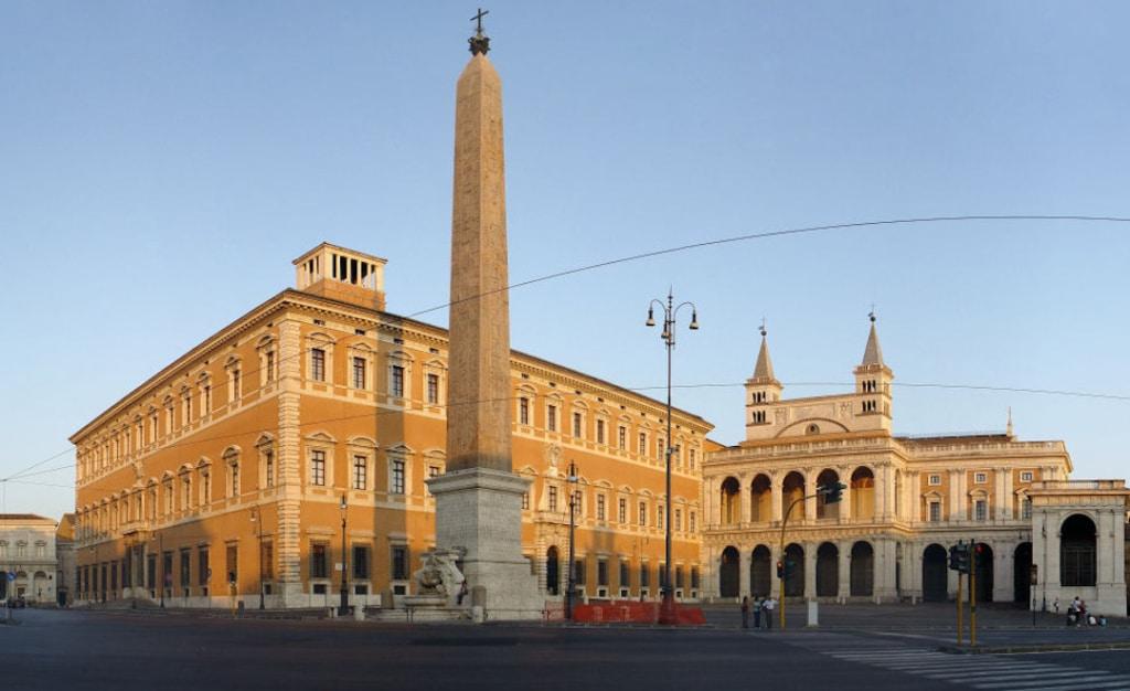 Obélisque de la Piazza di San Giovanni