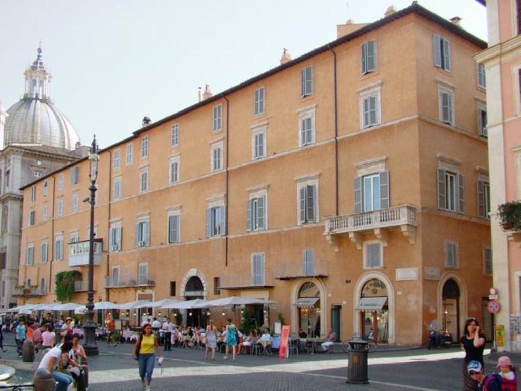 Palazzo Tuccimei à Rome