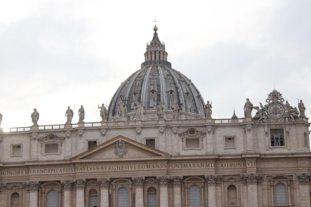 Coupole de la Basilique Saint Pierre