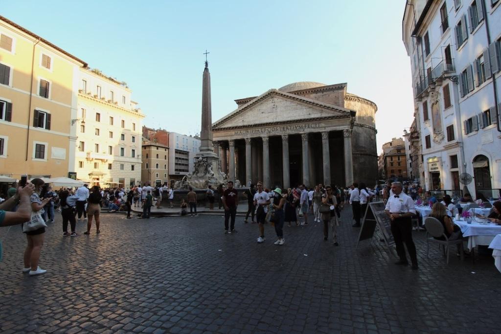 Piazza della Rotonda à Rome