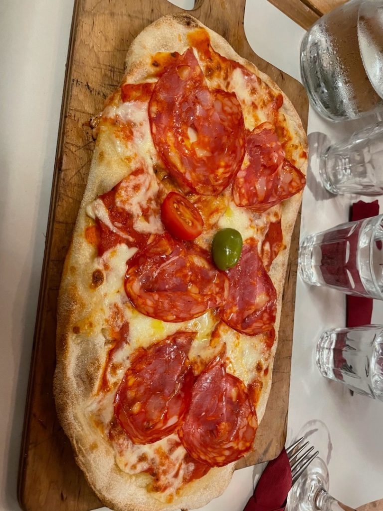 Pizza de Nannarella à Rome